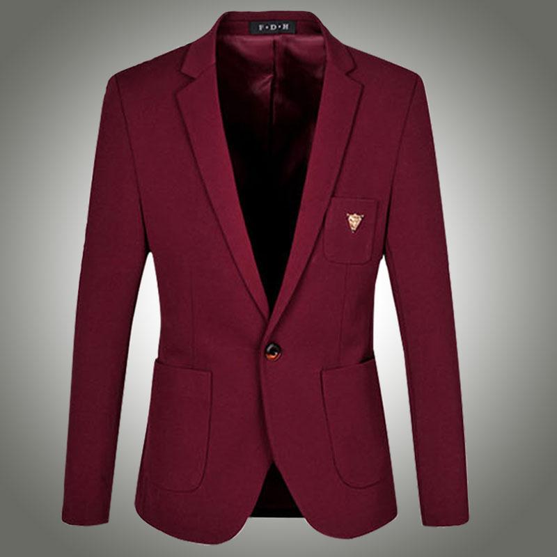 男士酒红色西服_【酒红色 西服】价格|参数|最新报价_西服图片-好牌子商城网