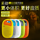 Nogo /dimethoate F3 portable mini audio card sports cell phone waterproof outdoor wireless Bluetooth speakers