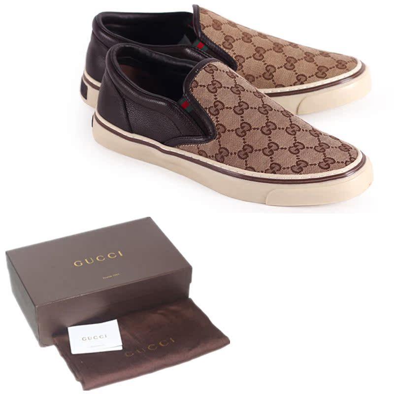 Демисезонные ботинки Gucci 2014