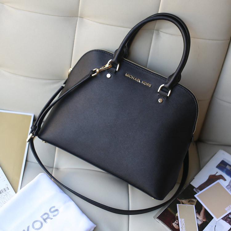 15b5dabbbe6a 2015 new mk shell bag shell bag cross pattern leather portable medium  Boston bag handbag Messenger