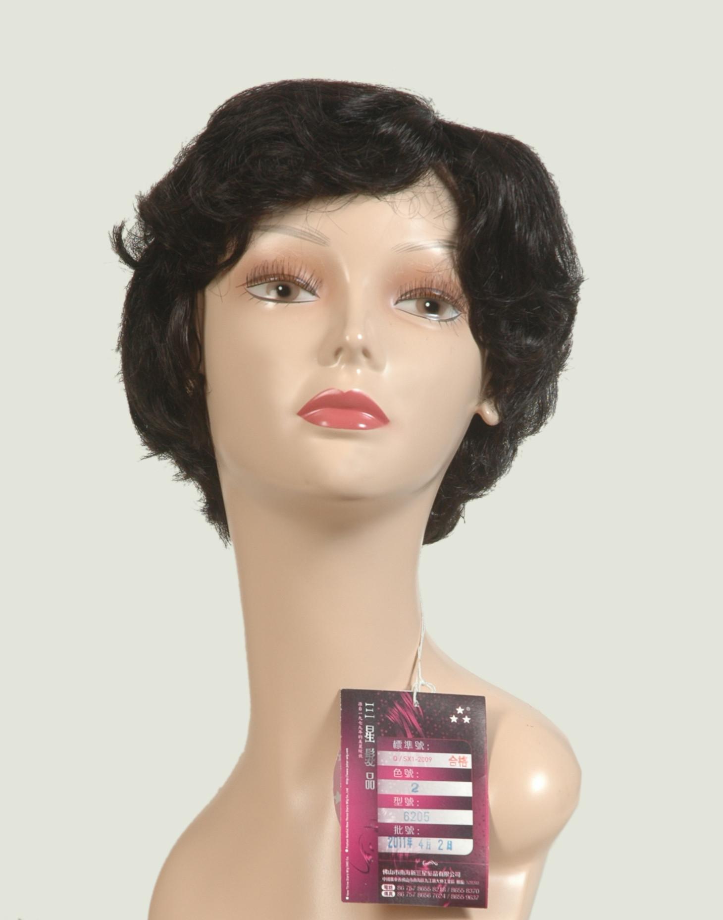 Парик Samsung подлинной волос 6205 #2