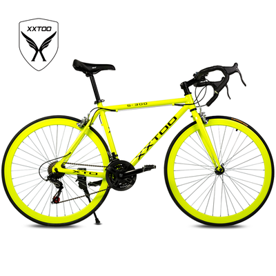 Love Caesar Figure bike road bike aluminum 700C bend the road race bike 21 speed free shipping
