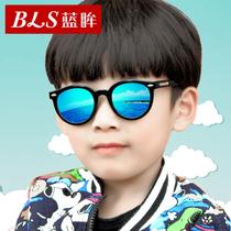 儿童太阳镜眼镜亲子墨镜防紫外线男童女童宝宝偏光眼睛个性小孩潮