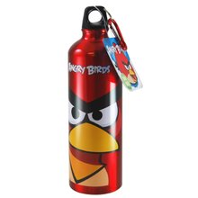 Angry Birds 24-Ounce Aluminum Water Bottle愤怒的小鸟水壶