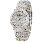 2018时尚潮流防水女表玛丽莎手表水晶镶满钻时装表手链表