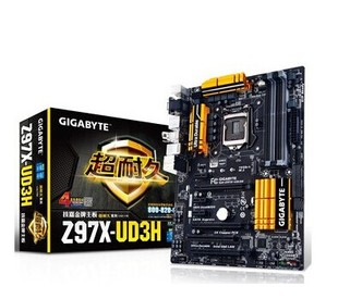 Gigabyte gigabyte power supply M2 4790K E3 Z97X-UD3H8 1231 comparable to the ASUS Z97-A