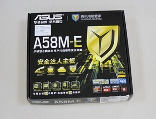 Upgraded version FM2 motherboard ASUS A58M-E Asus solid state A58M-K A6, A8 A10