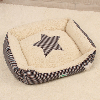 Free shipping new winter kennel pet nest Teddy Bichon Golden Retriever dog bed dog house Waterloo medium dogs and cats generic