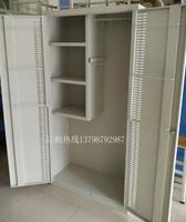 清洁用品工具收纳柜铁皮清洁柜拖把置物柜扫帚储物柜单双门柜