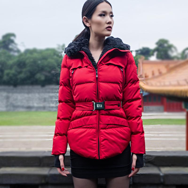 Женская утепленная куртка w276 WHS 276