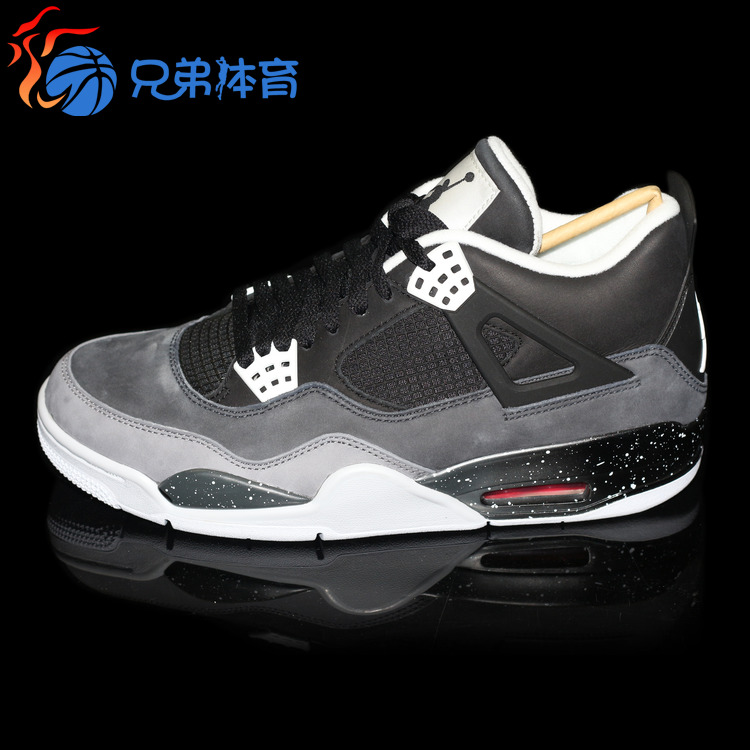 【兄弟体育】 AIR JORDAN 4 IV RETRO FEAR 恐惧 AJ4 626969-030