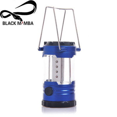 Black Mamba outdoor camping tent camping lantern lamp light small lantern super-power AA batteries Promise dimming