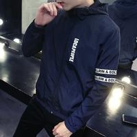 男士2016新款外套秋季青少年韩版薄款夹克春季学生情侣衣服男装潮