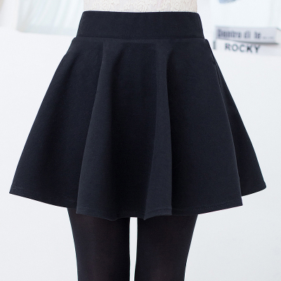 Autumn and winter thickening short skirt tutu bust bottoming large size women's skirts dress sheds a winter skirt 2014