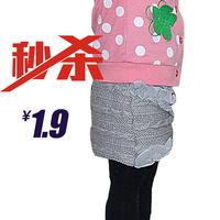 女童半身裙夏童装中小童公主儿童短裙2016春秋韩版百搭针织西装裙
