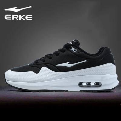 鸿星尔克男鞋秋冬季运动鞋慢跑步鞋正品AIR MAX保暖休闲鞋气垫鞋