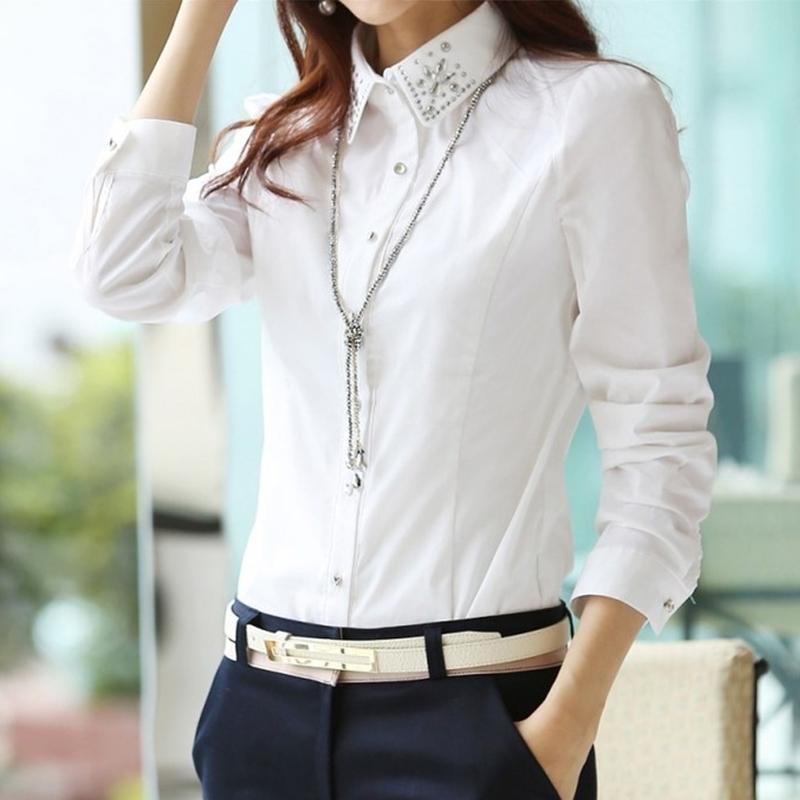 Белые Блузки Для Женщин В Красноярске