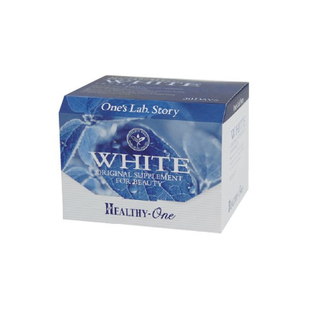 日本进口Healthy-One white 胶囊美白去斑 淡化黑色素 新版