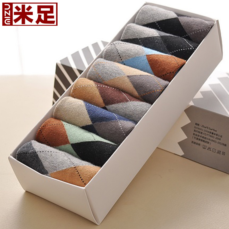 Men socks socks male socks meter foot gift box socks men socks autumn and winter socks ship socks deodorant thin breathable sweat