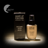 现货 Make up for ever/浮生若梦双用粉底 水粉霜50ml 新版