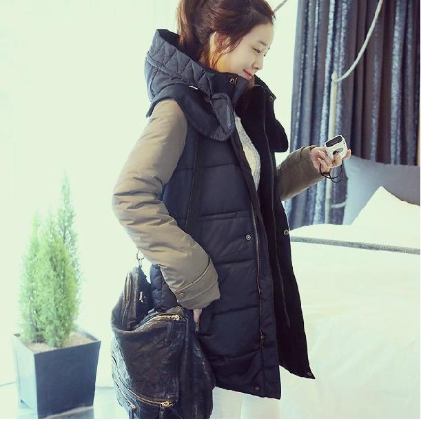 Женская утепленная куртка Korea sz buy 66