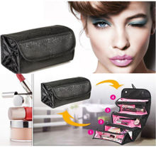 Bag Organizer Makeup Case Zip Pouch Toiletry Make Up Bag