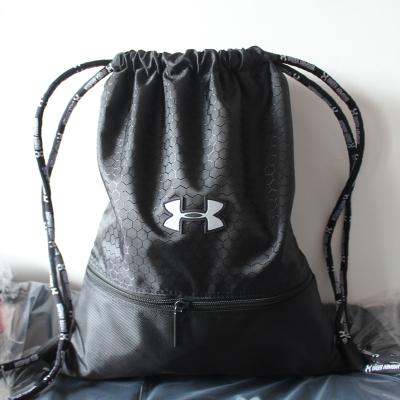 Sports men and women basketball soccer bags drawstring bag ...
