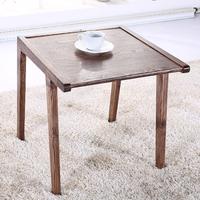 北欧实木边几角几边桌沙发边几组合现代简约咖啡桌移动茶几小桌子