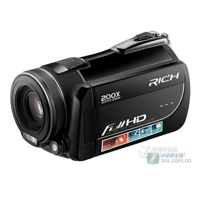 RICH / Levin color HD-A260 digital camera optical image stabilization household 1080P Full HD DV