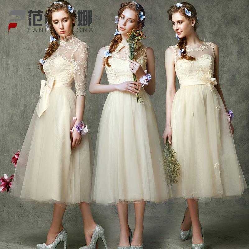 Модные сестра платья