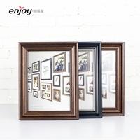 蝴蝶象欧式复古相框 7寸10寸 相框摆台照片墙发泡小相框批发