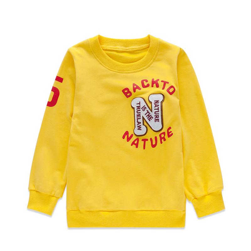 宝宝卫衣童装2014新装秋款男童儿童女童中小童婴童套头衫t恤外套