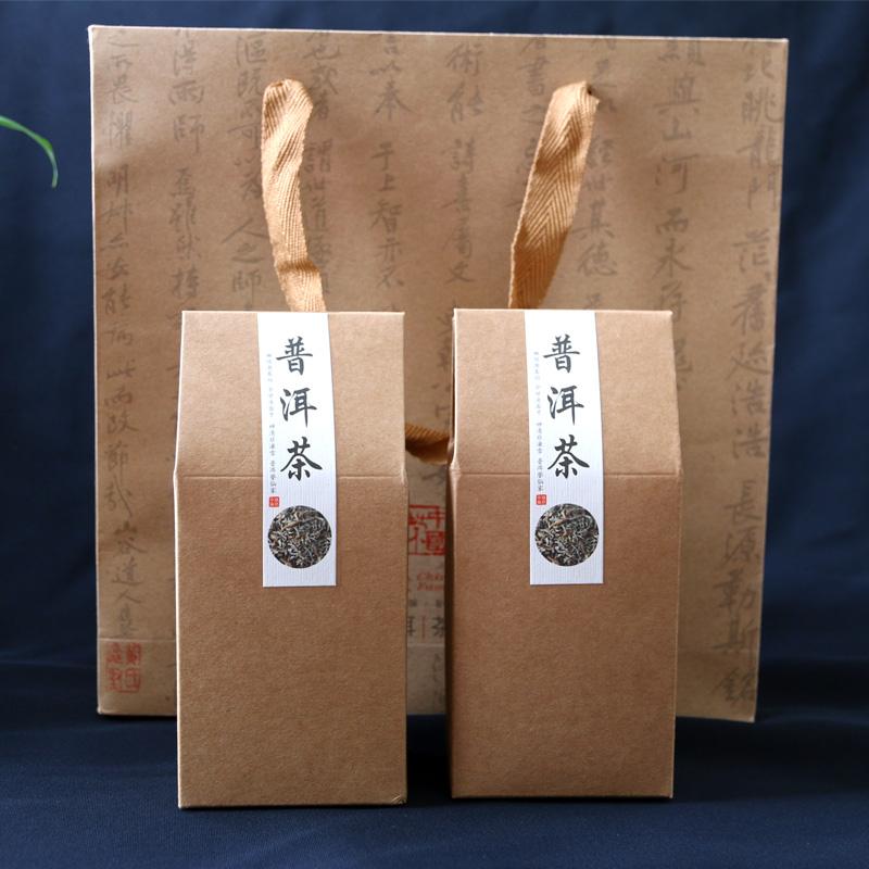 买1送1 2013年云南特产普洱茶熟茶沱茶原味迷你小沱茶200g