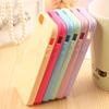 iphone5s 5C可爱纯色糖果情侣硅胶套软壳潮苹果4S手机外壳保护套
