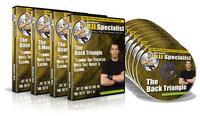 成为巴西柔术格斗家:格斗中的核心技术/巴西柔术教材 8集