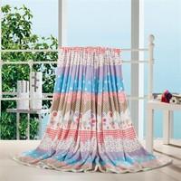 加厚法兰绒毛毯加厚空调午睡毯夏毯春秋毯童毯珊瑚绒毯特价包邮