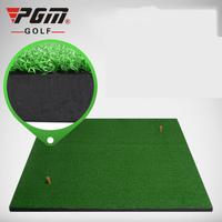高尔夫球打击垫 加厚版1m*1.25m 挥杆练习球垫 室内外家庭用品