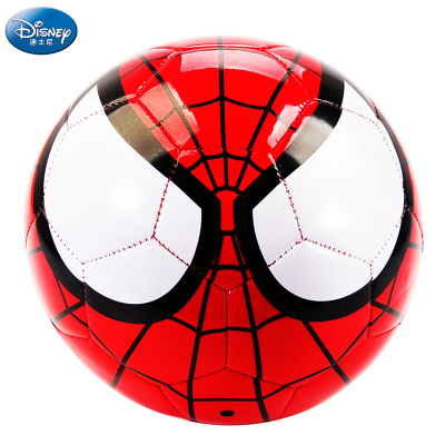 Disney Disney children's eyes Spiderman 3 4 5 toy soccer ball send pump