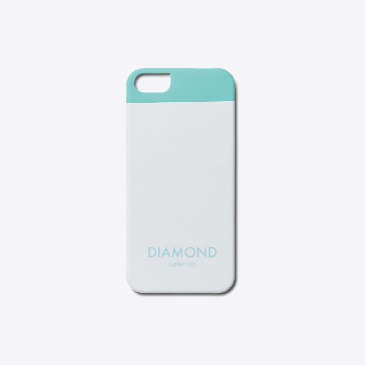 DIAMOND DLYC IPHONE CASE - iPhone 6 砖石蓝手机壳