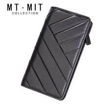 MTMIT ladies wallet ladies fashion leather purse long money hand bag purse and wallet. Lady