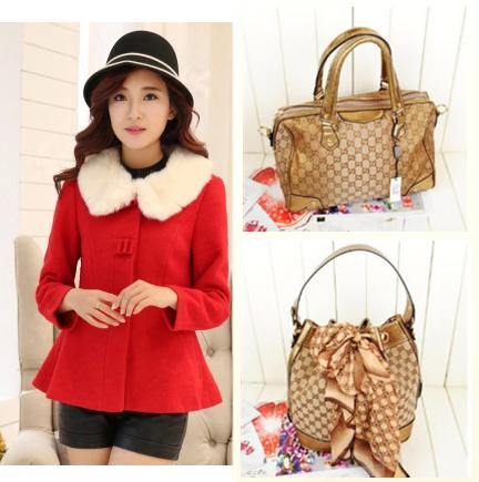 bag women handbag Miss Gao Guifu big international fashion world brand handbags bag