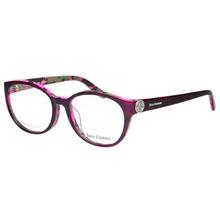 台湾直邮进口Juicy Couture-复古光学眼镜 ( 紫红色 ) JUC402图片