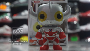 funko pop玩偶手办father of ultra奥特曼 超人