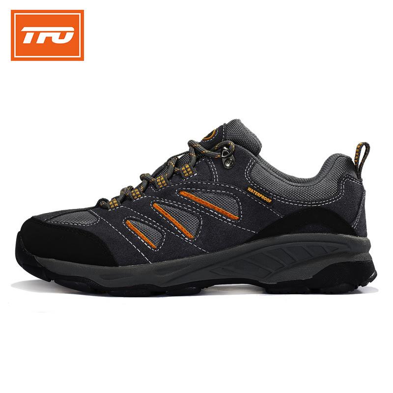 美国TFO低帮徒步鞋男秋季防水防滑透气轻便跑鞋登山鞋女户外鞋
