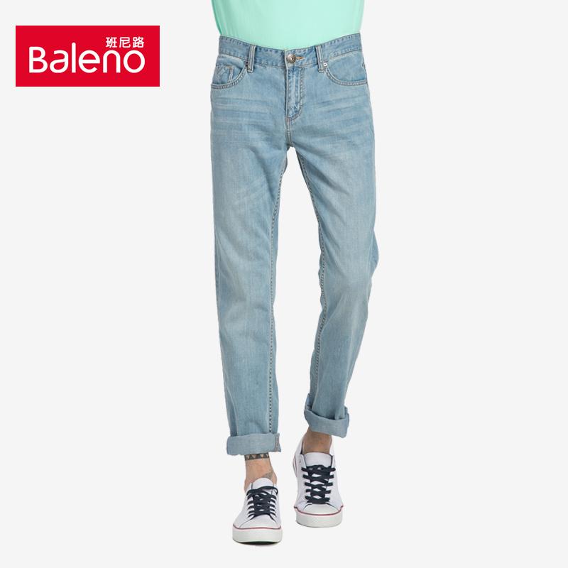 2015年班尼路牛仔裤流行款