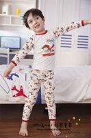 2014秋装韩版精品全棉新款儿童卡通纯棉保暖内衣 秋冬 童家居套装
