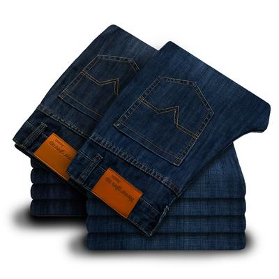 Ren men's jeans plus thick velvet jeans male plus Trousers men pants jeans male Dongkuan