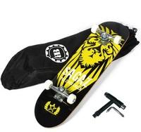 送背包专业工具 专业滑板四轮滑板双翘成人滑板Daste入门
