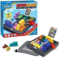 美国thinkfun塞车时间Rush Hour儿童思维益智玩具迷宫桌游8岁现货