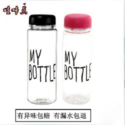 韩国日本my bottle随行杯 随手杯水果杯柠檬杯mybottle水杯塑料杯